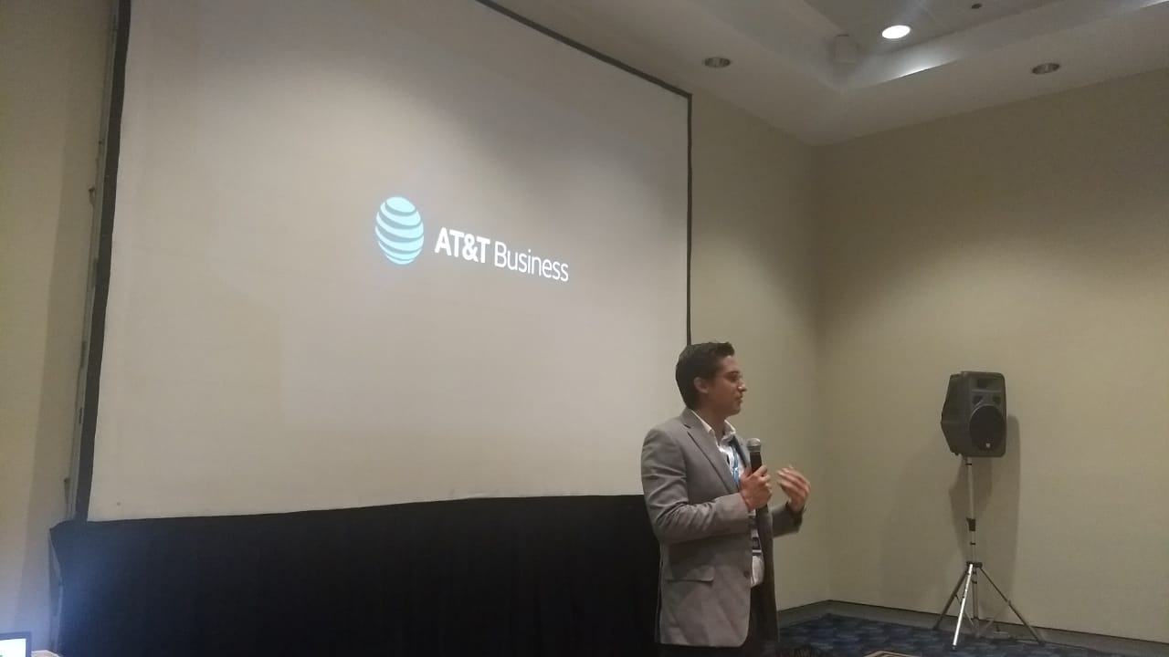 Gabriel Fernández, IoT Business Development Manager de AT&T México