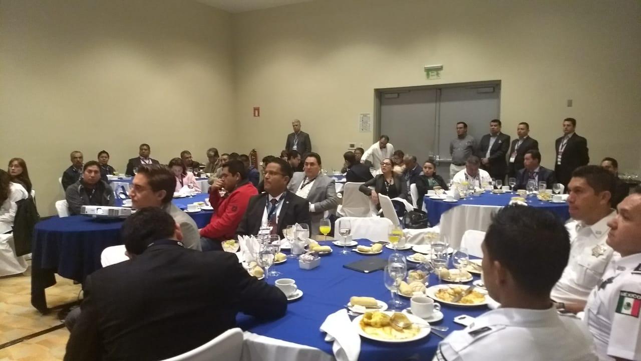 Asistentes a la Conferencia Nacional CSI Ciudad de México 2018