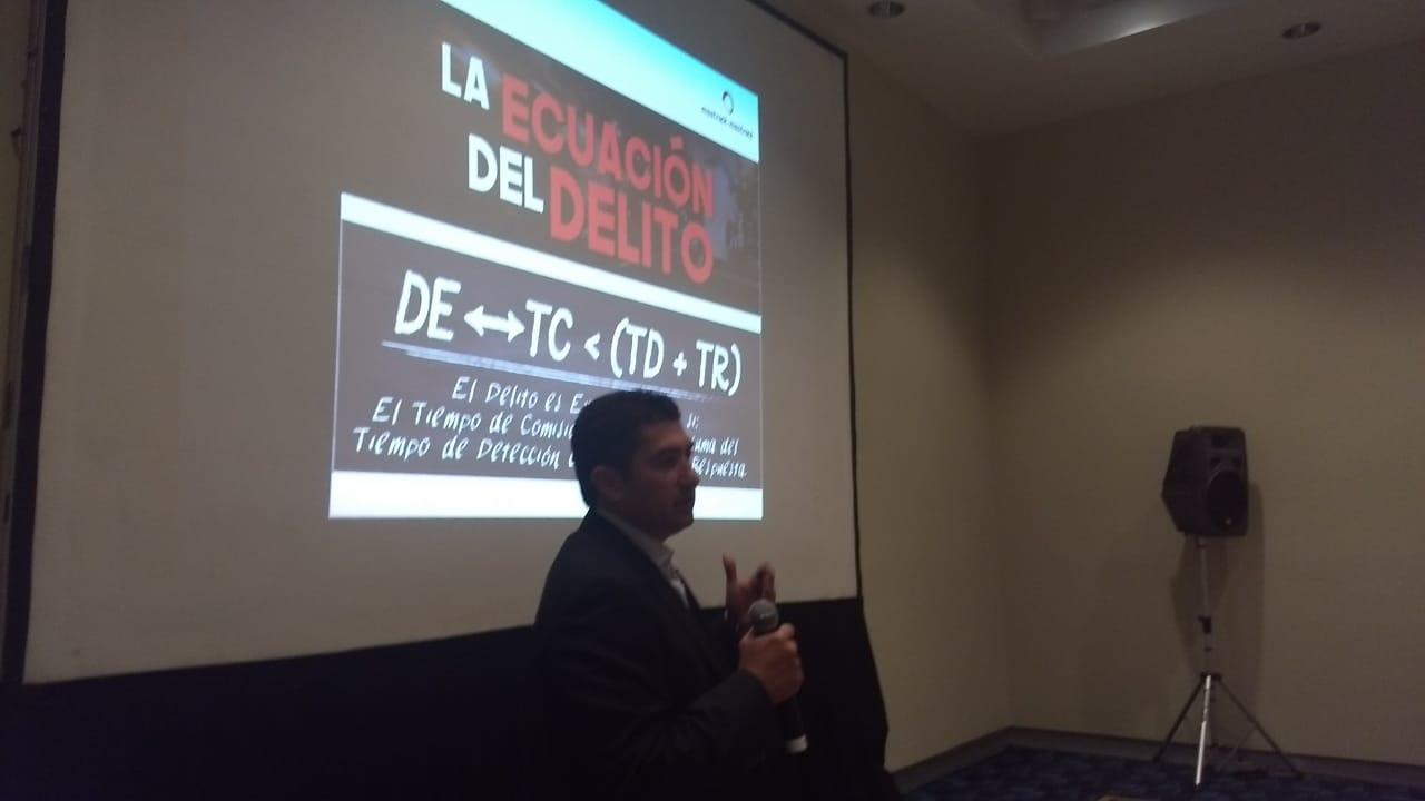 Lic. Guillermo Estrada, Gerente Gestión de la Experiencia del Cliente de CSI.