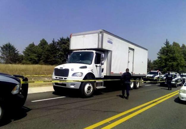 triángulo rojo concentra el robo a transportistas