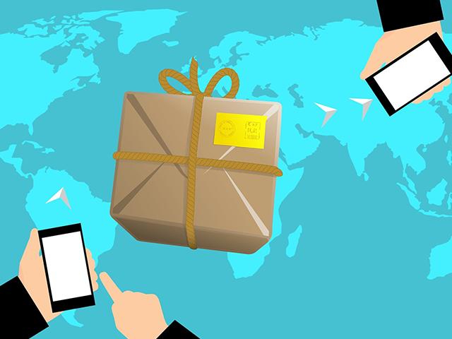 forma en que la telemática ayuda a las empresas de mensajería y reparto